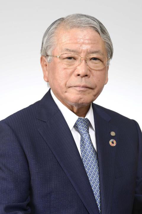Akira Nakamoto, President