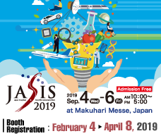 JASIS 2019 Booth Registration Start